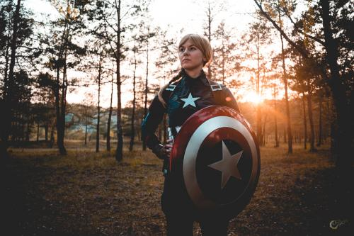 Portrait Cosplay Marvel