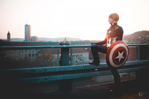 Portrait Cosplay Marvel 2